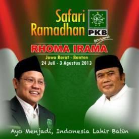 24 July –  3 Agust Depok ♥ Bogor ♥ Cianjur ♥ Bandung Barat ♥ Kota Bandung ♥ Parompong  ♥ Purwakarta ♥ Karawang ♥ Bekasi