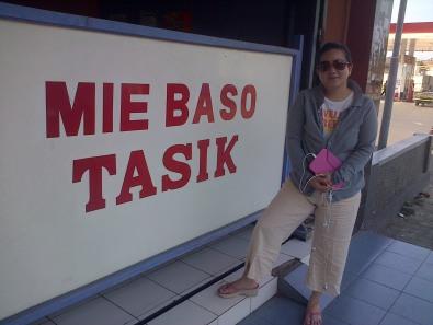 Sarapan Mie Baksio Tasik di Jl Raya Timur Tasikmalaya